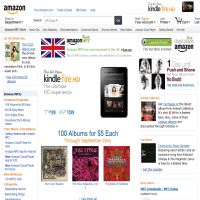 Amazon MP3 image